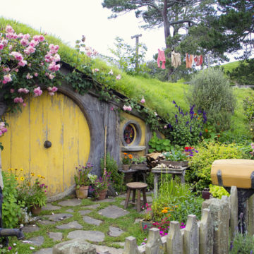Fairytale houses around the world