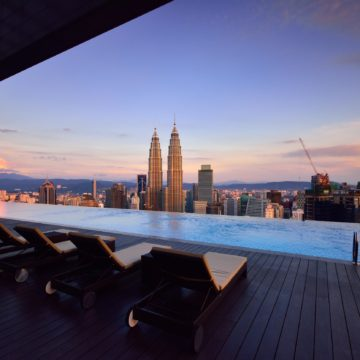 Best Private Pools in the World