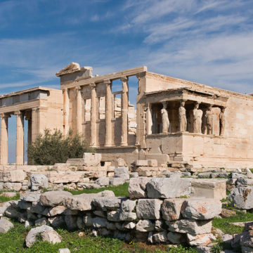Ancient Greece. Overview of architecture and art