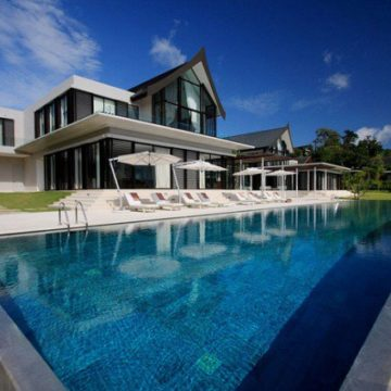 Villa Verai – Impressive Estate in the Phuket Coast-line