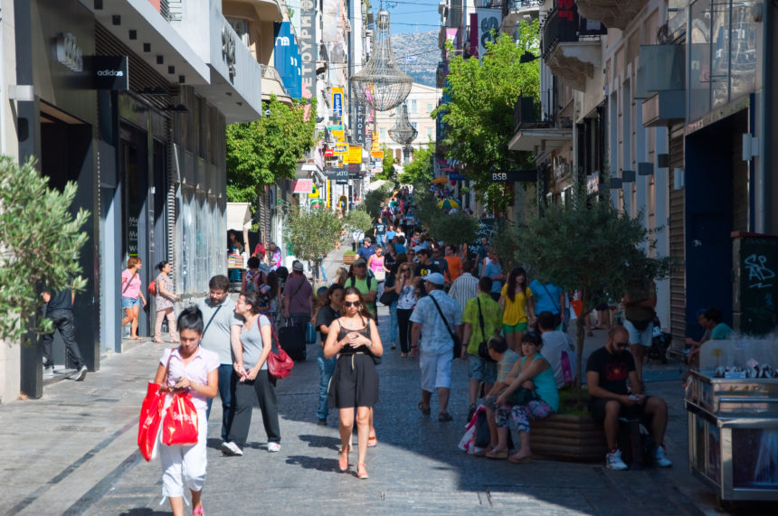 Street retail in Athens: city centre and prime suburban areas in the spotlight