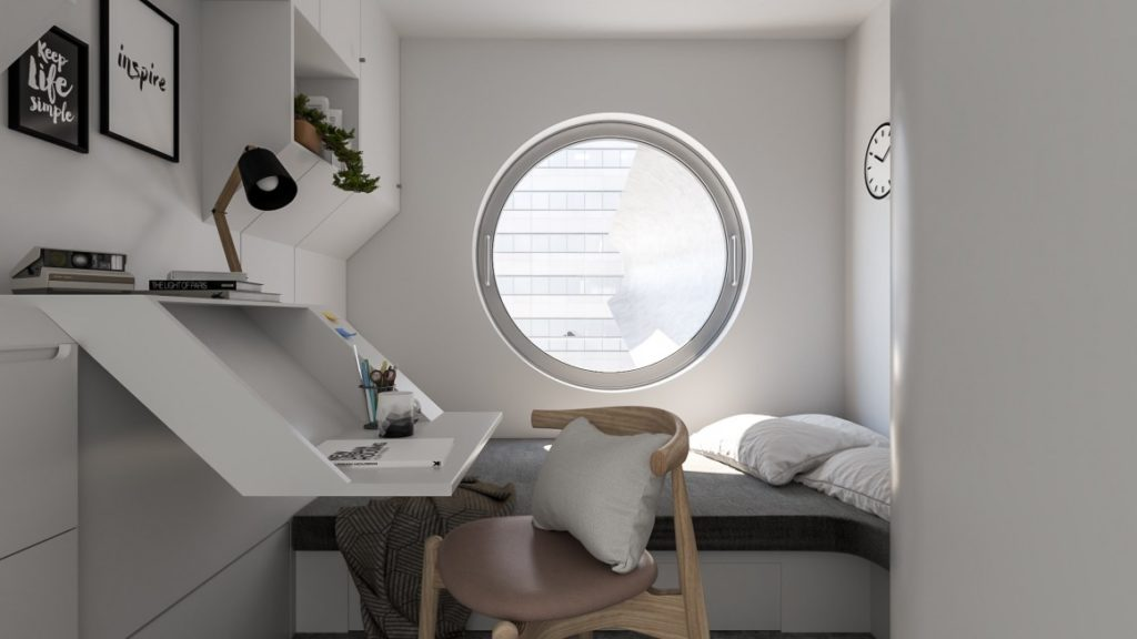 Is It Possible To Live In An Apartment Of 8 Sq M Capsule Houses In Japan Efestio Blog