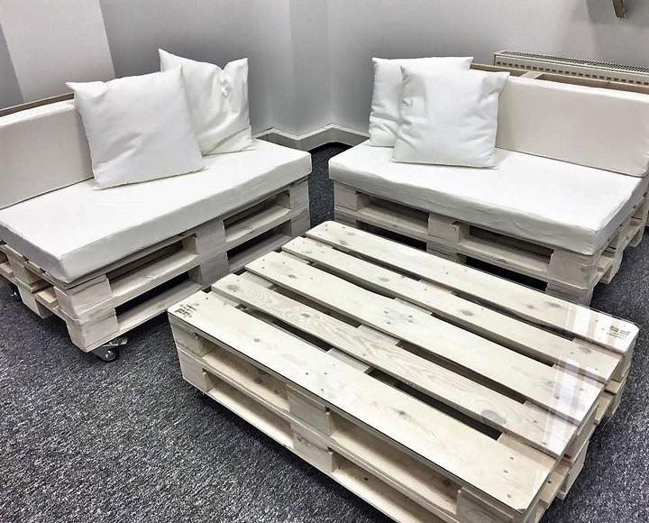 Pallet Furniture – that is Stylish! - Efestio - Blog