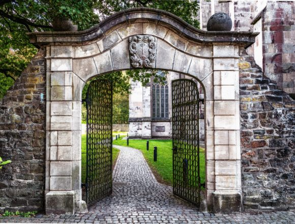 A Belgian Castle, the Last Residence of P. P. Rubens Is for Sale