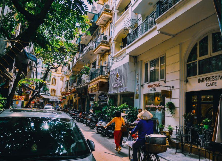 Office Rent in Vietnam