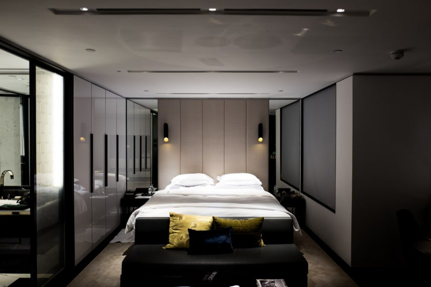 The High-tech Bedroom: How does it look Like?