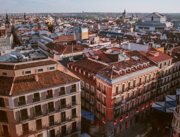Housing Prices' Dynamics in Spain in 2018