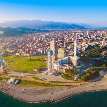 The Batumi Construction Boom