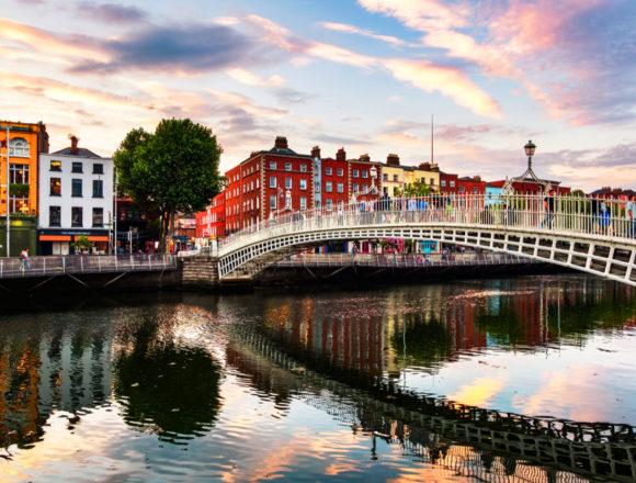 Ireland Real Estate Prices' Dynamics 2019