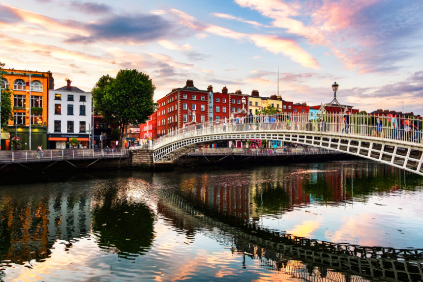 Ireland Real Estate Prices' Dynamics 2019