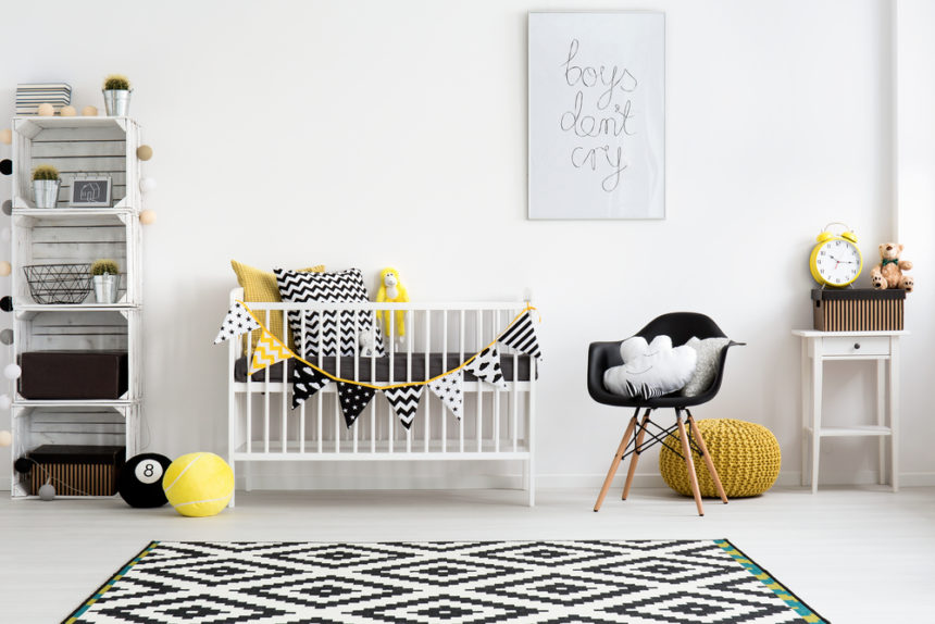 Small Tips on how to Make a Nursery Functional and Beautiful