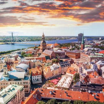 Exclusive Apartments in Riga Statistics 2010-2018