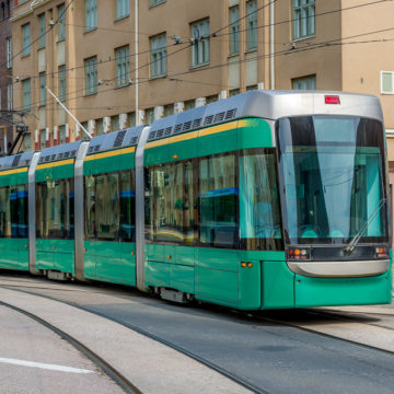 Great News for the Finnish Public Transport Users