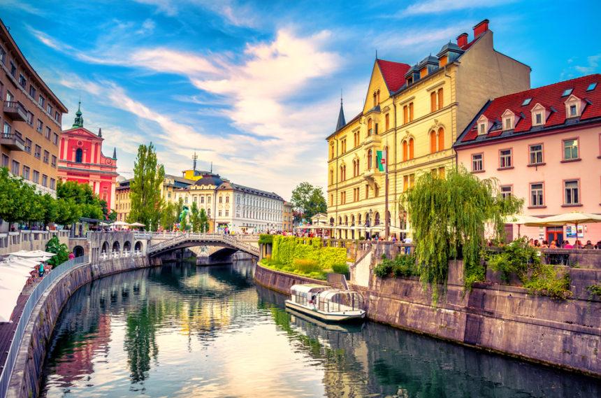 Top Morning Headlines of Ljubljana Slovenia
