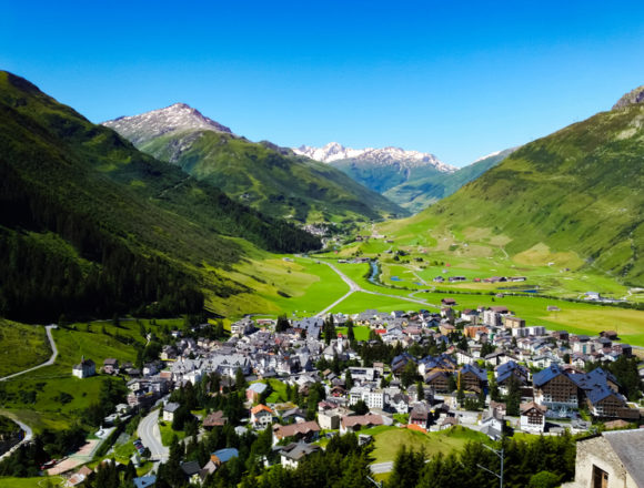 Why Andermatt Is An Awesome Opportunity For Investors