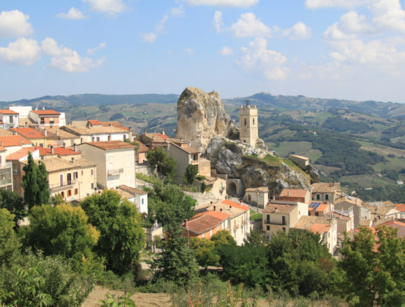 Underpopulated City Molise Offer Money To Visitors
