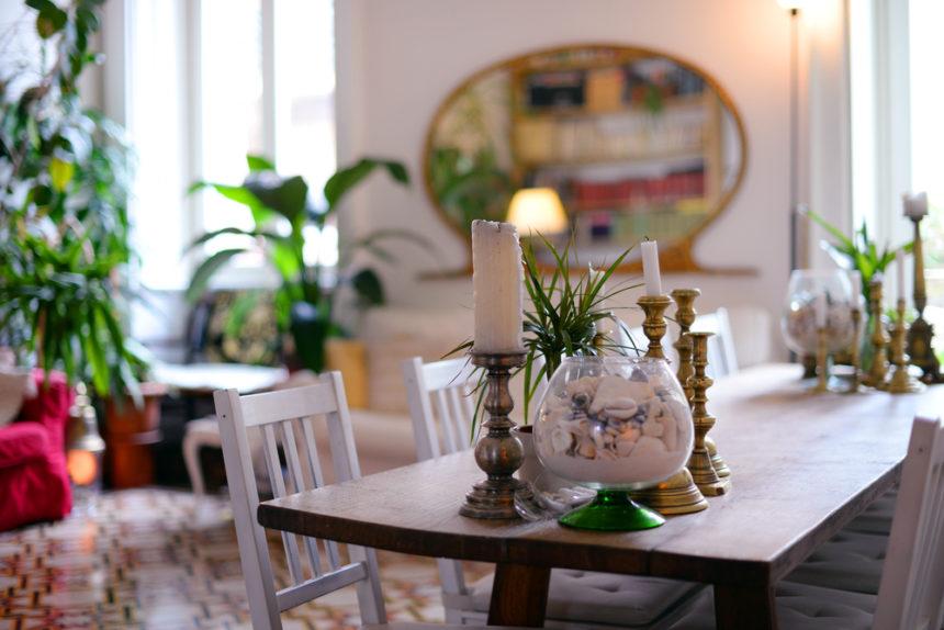 Italian Style In The Interior Design