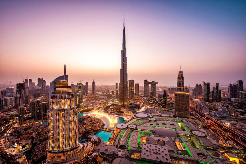 "The Marvelous Skyscraper ""Burj Khalifa"""
