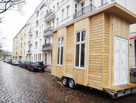 A Tiny Apartment For a Miserable Cost In Berlin