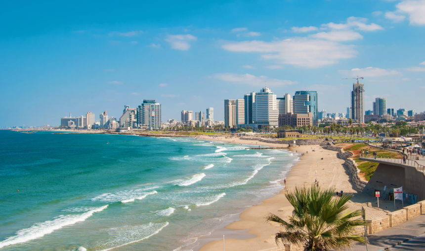 Residential building market in Israel