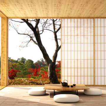 How To Design The Interior In The Japanese Style