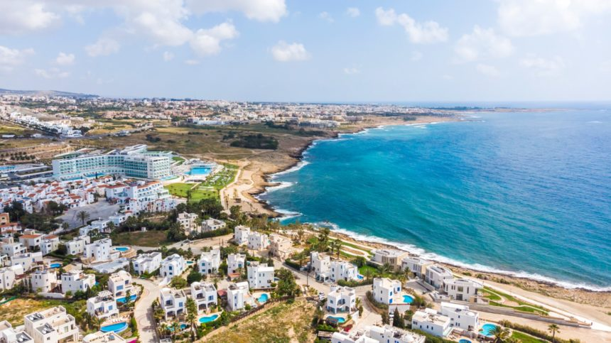 Cyprus real estate is bought more by foreigners