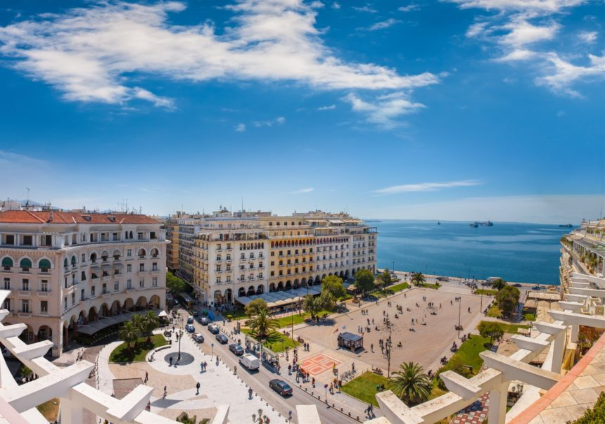 Top places to buy a commercial property in Greece